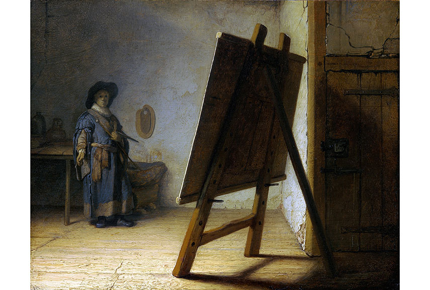 Unveiling the Artist Studio – 7 Artist Studios and the Wonders