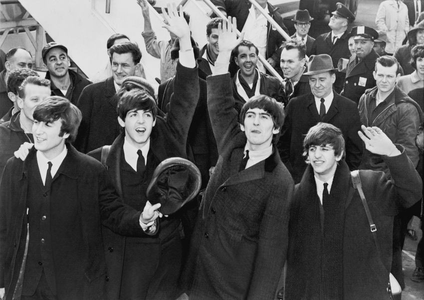 Beatles defined music tastes as one of the most favorite music bands ever