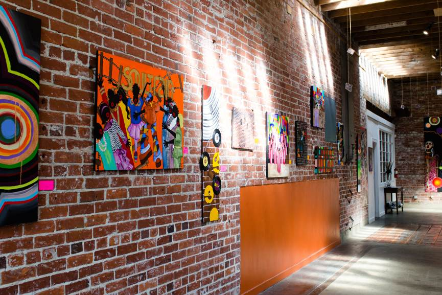 The Brickhouse Art Gallery - Image via breegraciacom