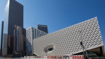 broad museum opening tickets angeles free september email