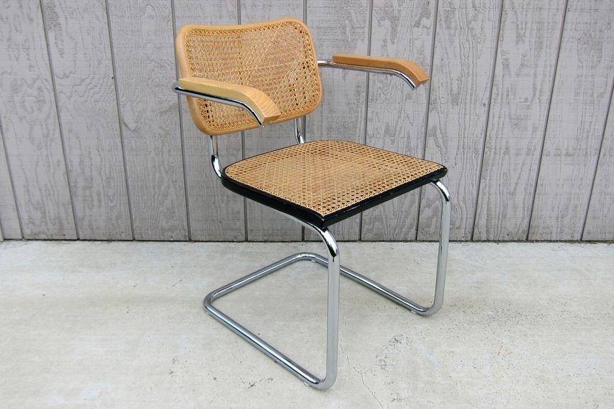 marcel beuer The Cesca Chair