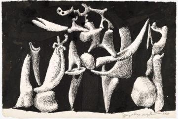 Pablo Picasso - The Crucifixion