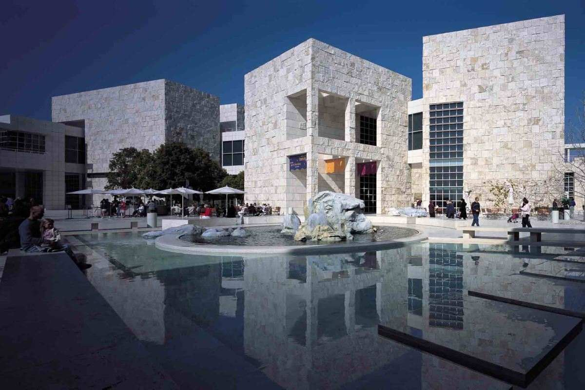 The Getty Center in Los Angeles (courtesy of mustseeplaces.eu)