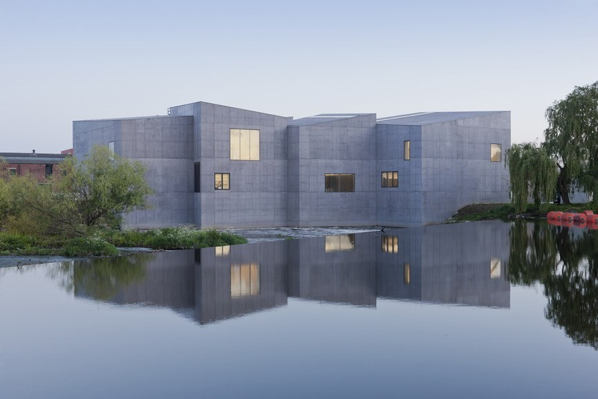 The Hepworth Wakefield. Photographed by Hufton Crow