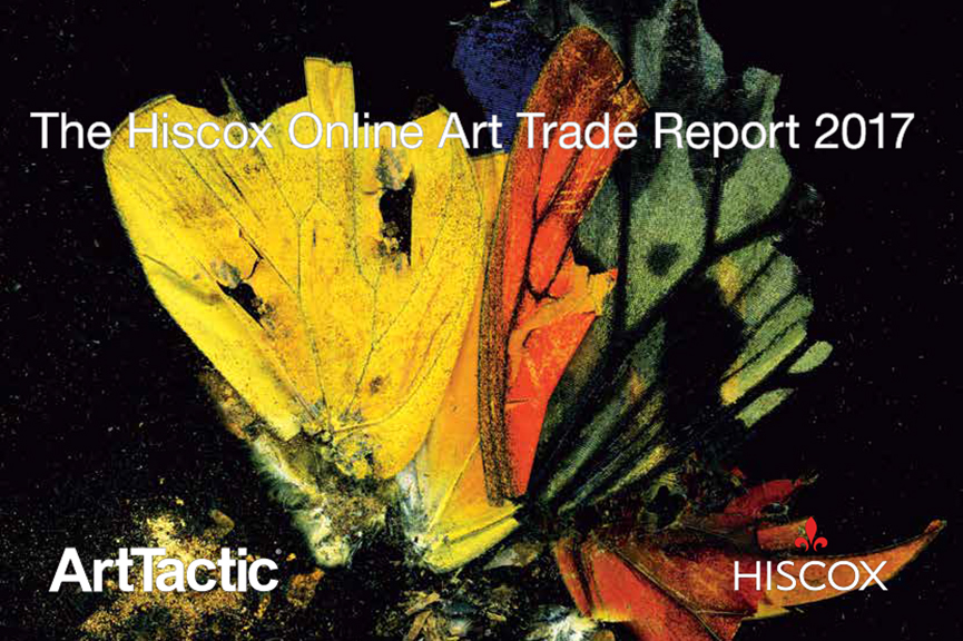 Hiscox Online Art Trade Report 2017 - Buyers 2015