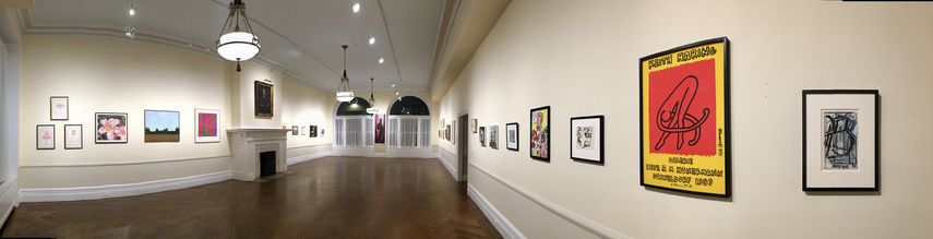 The Installation View of SEDECIM XVI at the Down Town Association