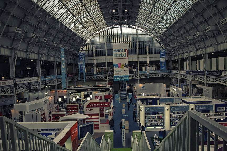 The London Book Fair 2016