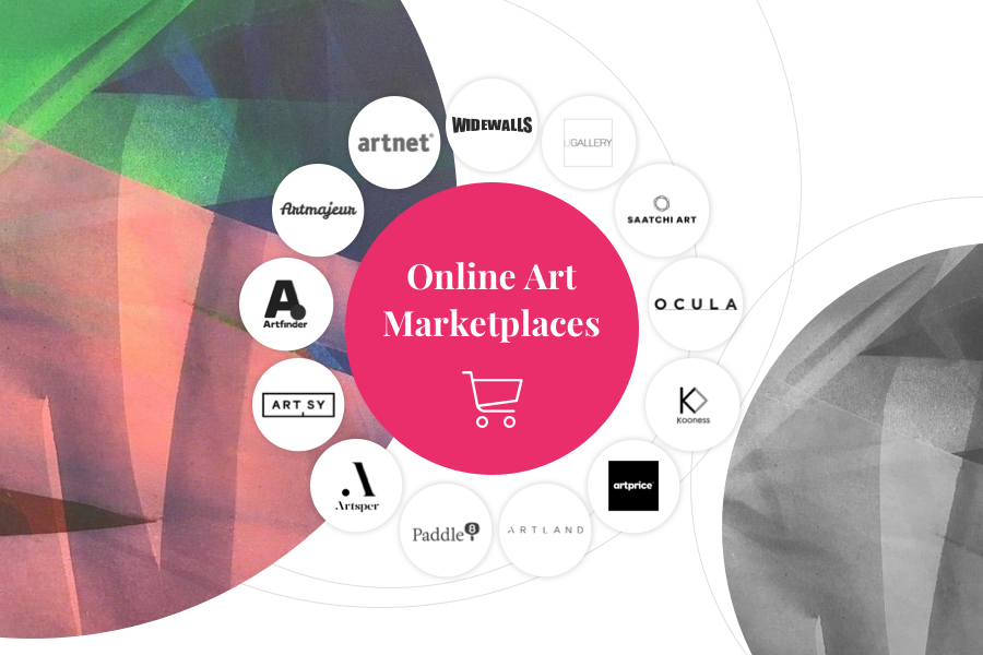The Online Art Marketplaces