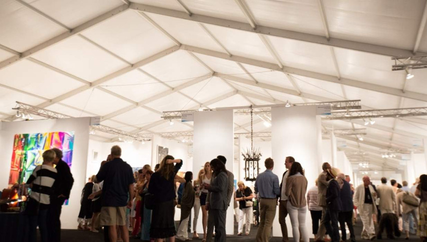 The Opening Night of Art Market Hamptons 2014, New York. Find business information for buyers and auctions houses here