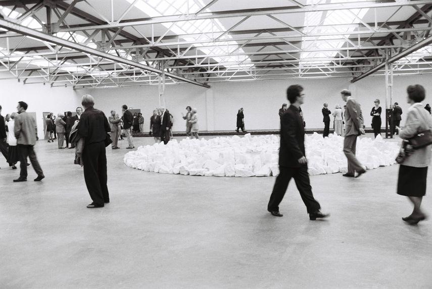 The Opening in 1992, Museum De Pont, Tilburg. (4)