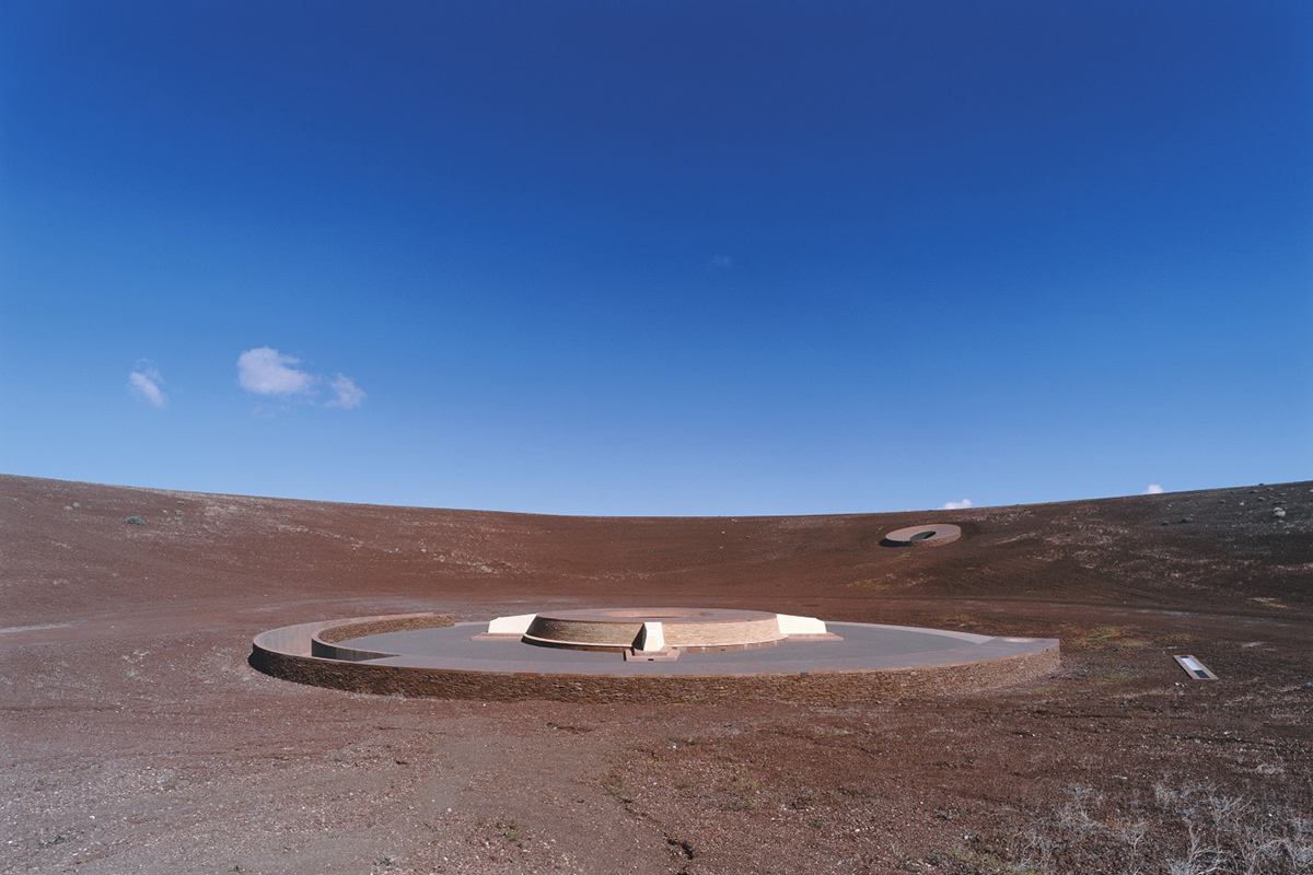 The Roden Crater Bowl