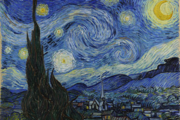 Why We Are So Enamored With Vincent van Gogh's Starry Night Painting