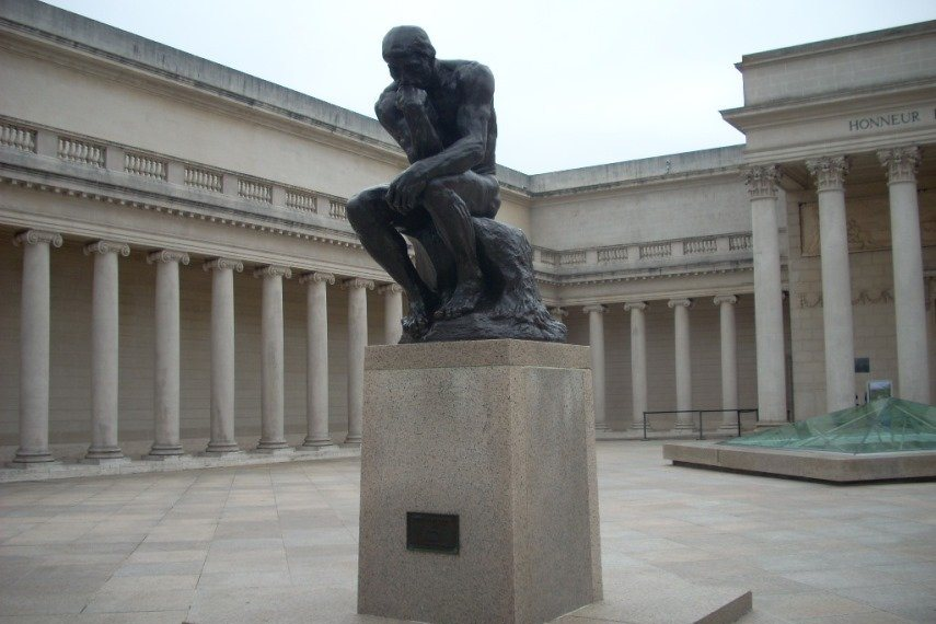 The Thinker, 1904