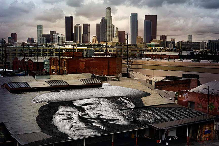 The Wrinkles of the City, Los Angeles, Lovers on the Roof, 2012