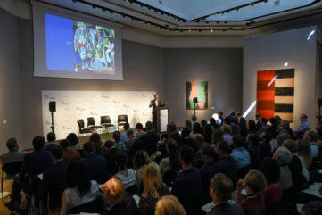 Christie's First Art and Technology Summit Weighs in on Blockchain