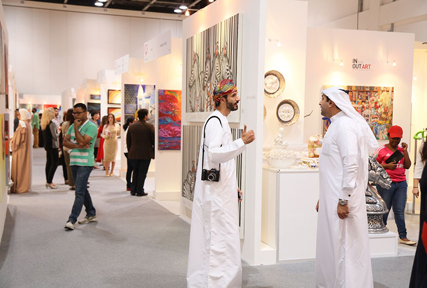 The fourth season of World Art Dubai