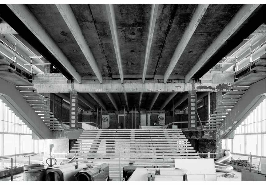 The interior's generous proportions, photo by Nicholas Alan Cope for WSJ Magazine