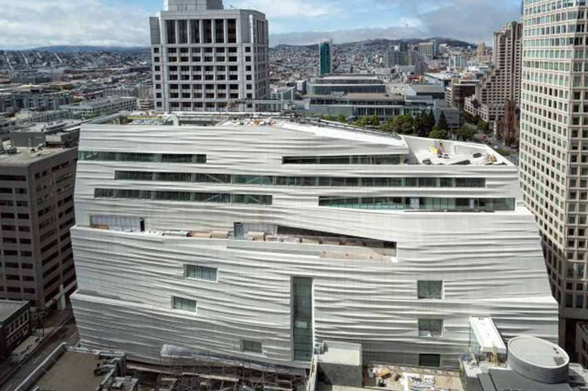 SFMOMA opening tickets terms member press search room expansion 2016 street