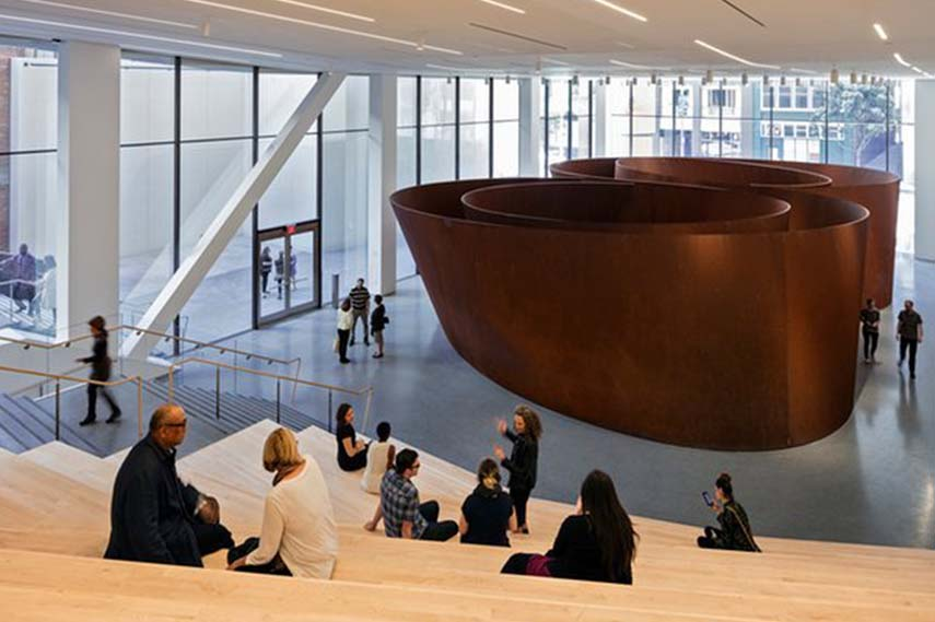 SFMOMA opening tickets terms member press search room expansion
