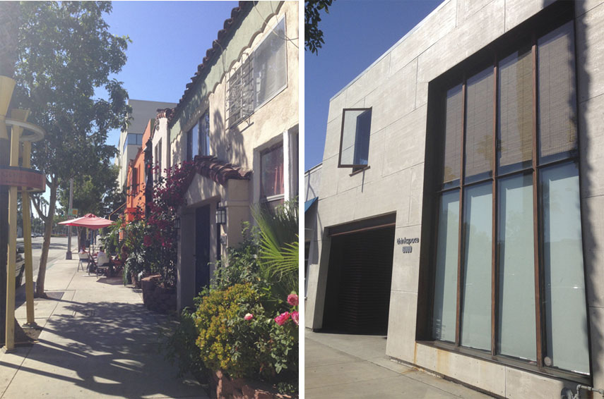 culver city arts district contemporary art galleries exhibitions, los angeles, 2015, downtown