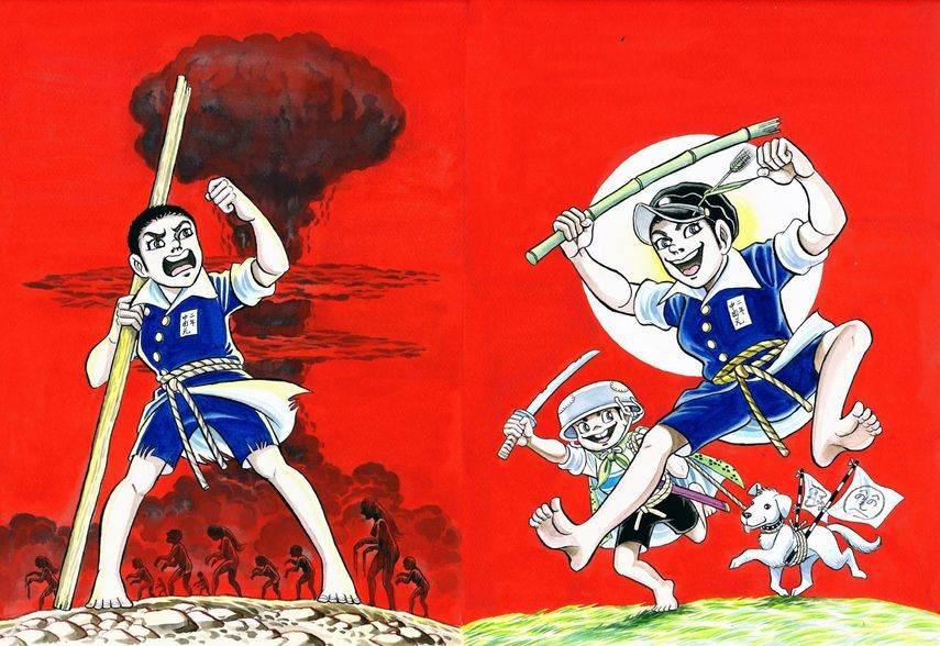 history of manga in Japan