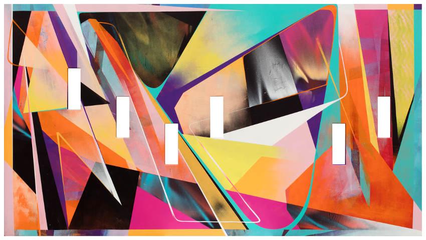 Theo Lopez - Brainstorming, 2017, Artistik Rezo
