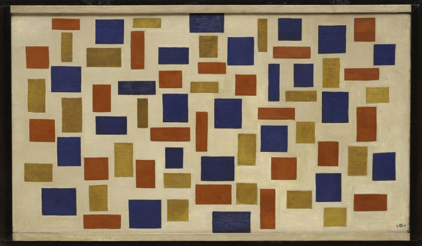 Theo van Doesburg loved combining contemporary concepts with his own ideas and beliefs