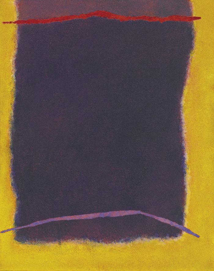 Theodoros Stamos-Infinity Field Lefkada Series-1976
