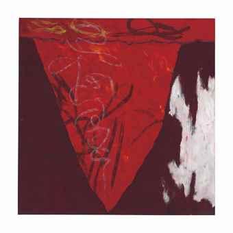 Theodoros Stamos-Infinity Field, Torino Series #320-1991
