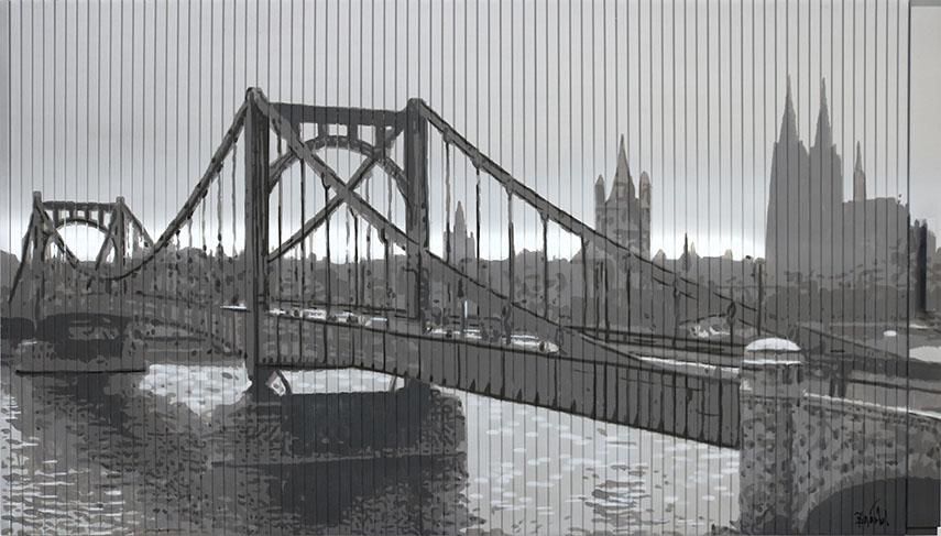 Thomas Baumgärtel – Deutzer Brücke