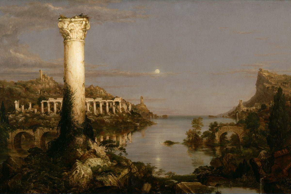 Thomas Cole - The Course of Empire