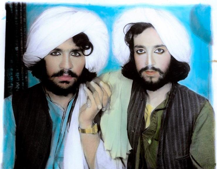 Thomas Dworzak - Taliban portrait