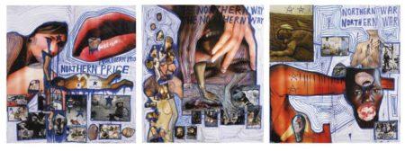 Thomas Hirschhorn-Northern Price; The Northern Way; Northern War-2004