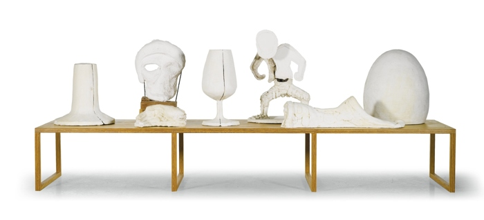Thomas Houseago-Dream Room Table-2011