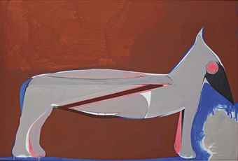 Thomas Scheibitz-Untitled-2003