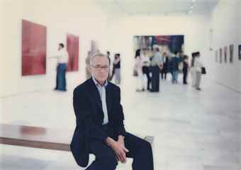 Thomas Struth-Gerhard Richter, Madrid-1995