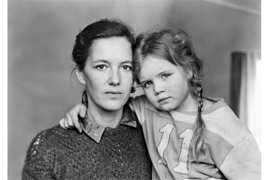 Thomas Struth - Hannah Erdrich-Hartmann and Jana-Maria Hartmann
