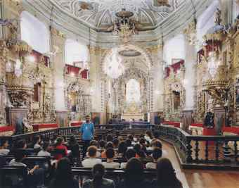 Thomas Struth-Igreja Matriz de Nossa Senhora do Pilar, Ouro Preto-2004