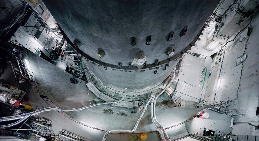 Thomas Struth - Reactor Pressure Vessel Phaseout, 2009 - Image via thomasstruth32com