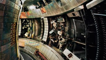 Thomas Struth - Tokamak Asdex Upgrade Interior 2, Max Planck IPP, Garching 2009