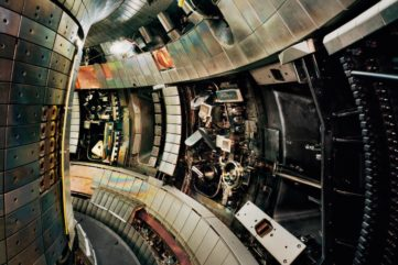 What do Space Centers and Nuclear Fusion Facilities Look Like? Thomas Struth Reveals