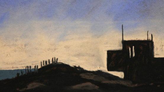 Thomas Verny - Micro-paysage - Sète - 03 - Poste de Secours (detail), 2016