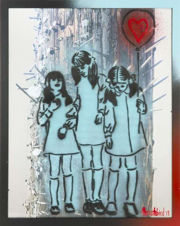 Thrashbird-Nailed Friendship-2013