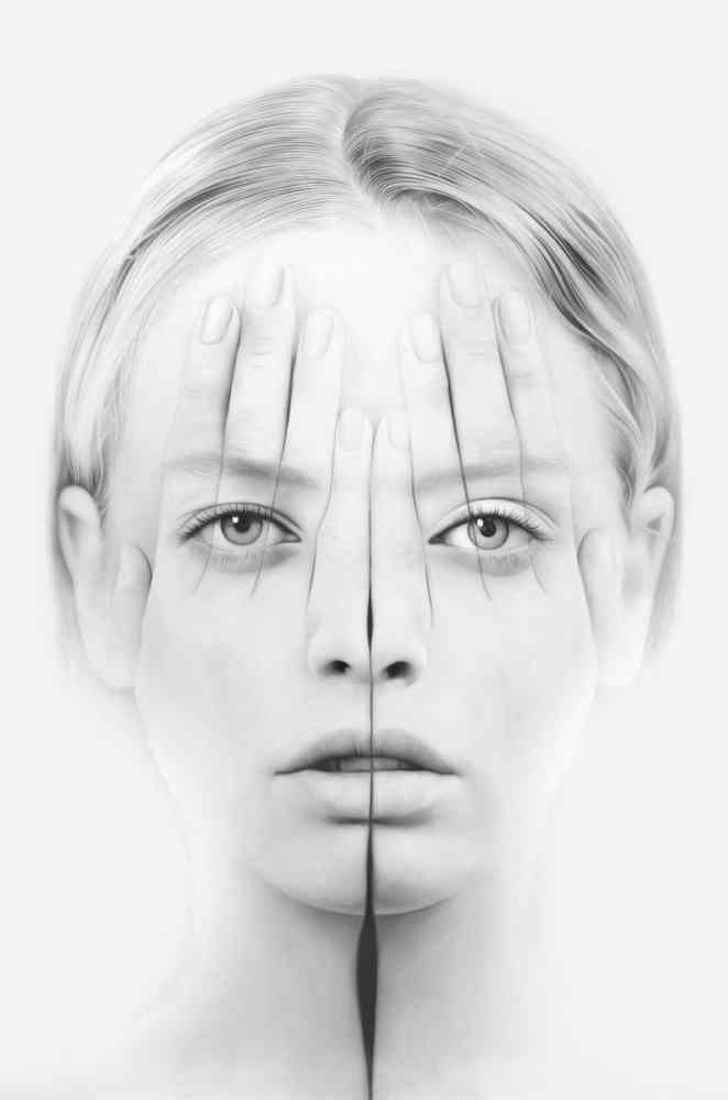 Tigran Tsitoghdzyan-White Mirror II-2014