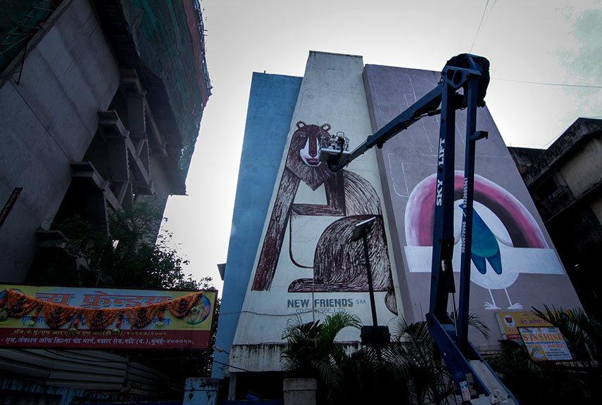 St+ART Delhi 2015