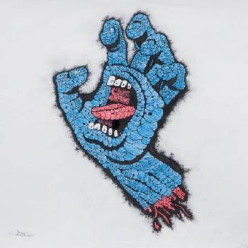 Tilt-Screaming hand-2010