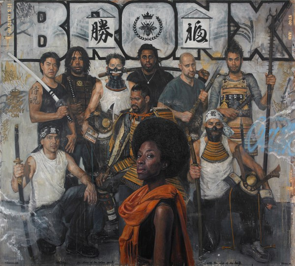 Tim Okamura - The Royal Guard (Bronx), 2011, from Bronx Brooklyn Queens series