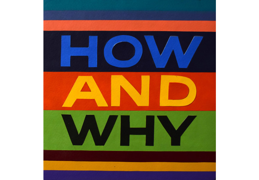 "Timothy Karpinski - ""How and Why"""