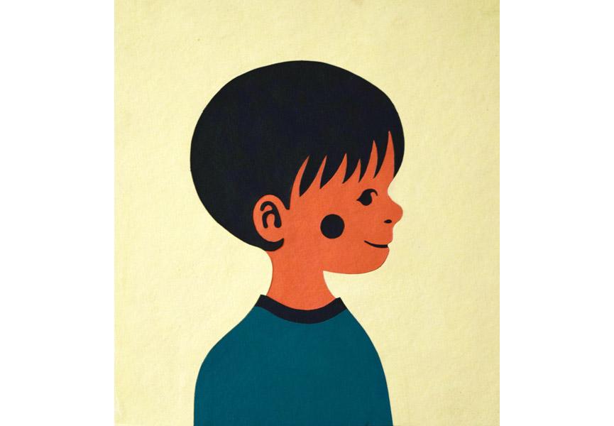 "Timothy Karpinski - ""Little Boy Eyes"""
