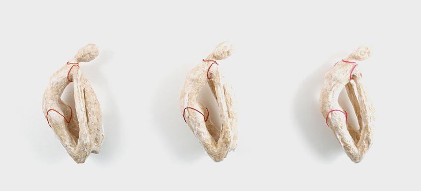 Tina Heuter - Jump I-III, 2014